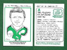 Plymouth Argyle Martin Harvey 15